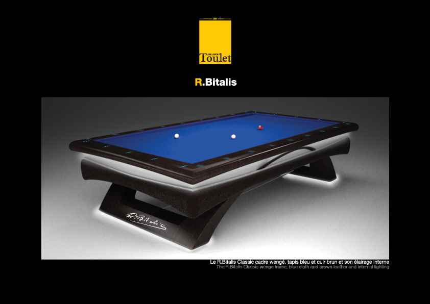billard toulet le bitalis dans billard toulet sur id e d coration vitrine magasin. Black Bedroom Furniture Sets. Home Design Ideas