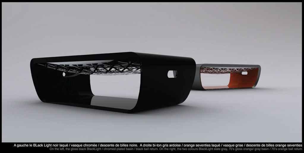 billard toulet le blacklight dans billard toulet sur id e d coration vitrine magasin. Black Bedroom Furniture Sets. Home Design Ideas