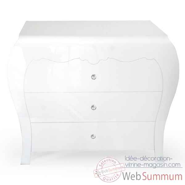 Commode large coup d\'eclat Acrila -Acrila2