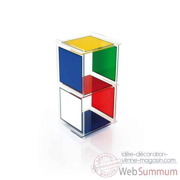 achat de cube sur id e d coration vitrine magasin. Black Bedroom Furniture Sets. Home Design Ideas