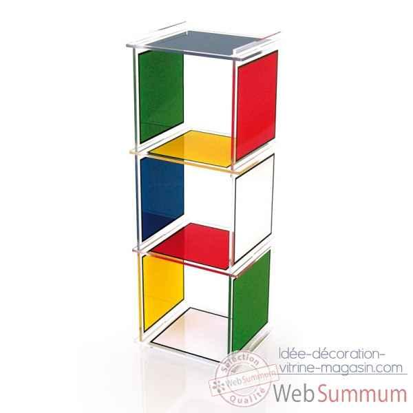 achat de cubes sur id e d coration vitrine magasin. Black Bedroom Furniture Sets. Home Design Ideas