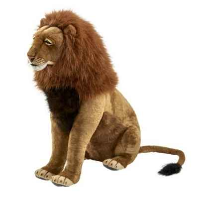 Lion assis 100cmh Anima -6327