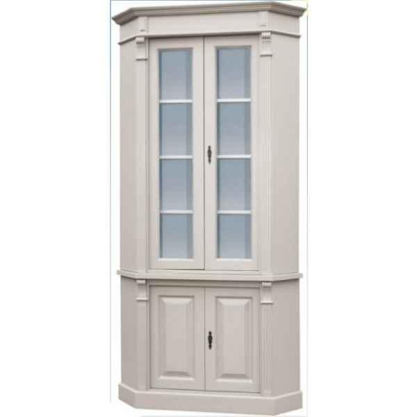 Bas d 39 encoignure 2 portes antic line dans ameublement de - Antic line meubles ...