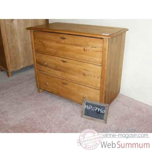 Commode 3t antic line dans meuble classique sur id e - Antic line meubles ...