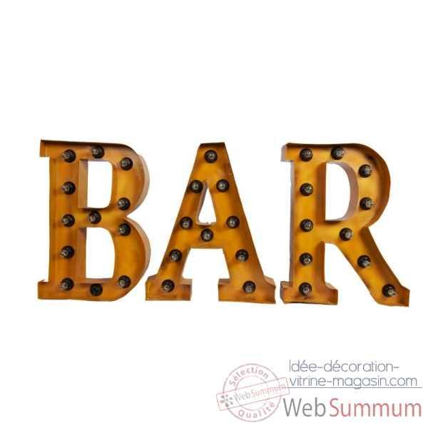 Enseigne lumineuse bar antic line seb12555 photos id e d corat - Enseigne lumineuse bar ...