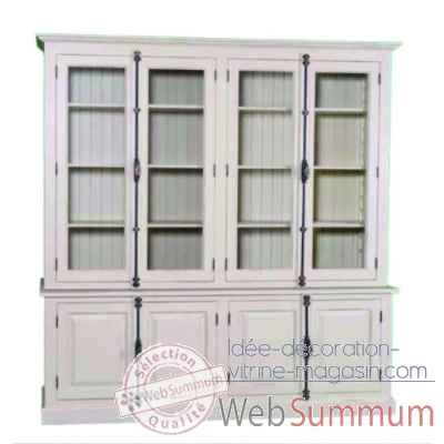 Haut 4 portes cremones Antic Line -CD565H