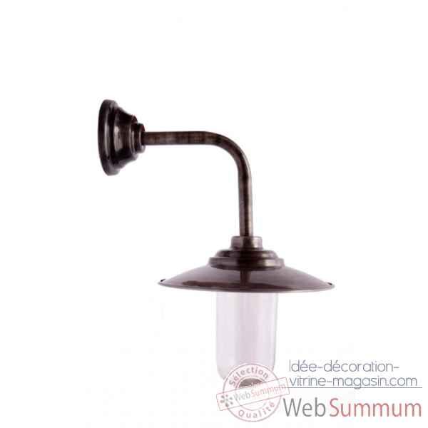 Lampe d 39 entrep t antic line dans luminaire magasin de for Entrepot de meuble