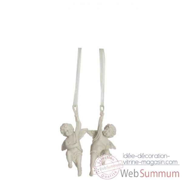 Set 2 anges acrobate Antic Line -SEB12691