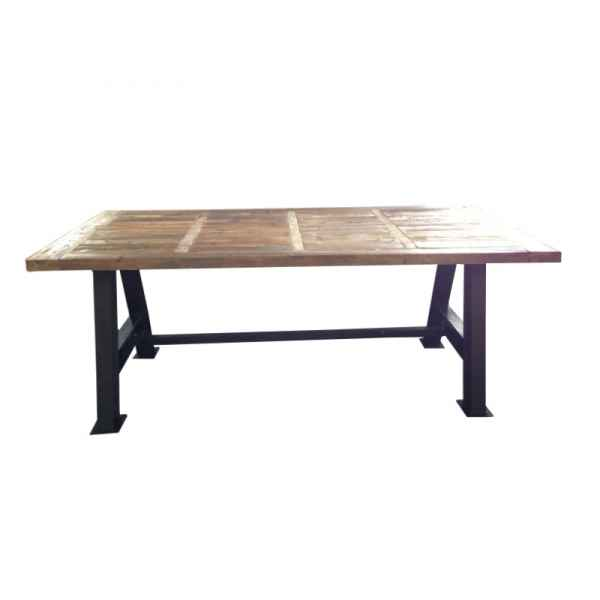 Table 200 x 100 x 78 Antic Line -CD496