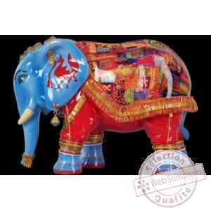 Elephant india Art in the City -83306n