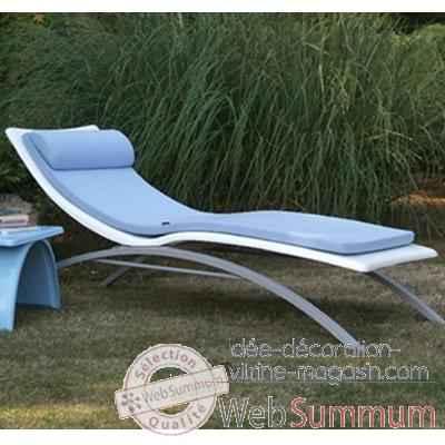 Bain de soleil swing noir Chalet Jardin -35-901063 de Meuble Salon ...