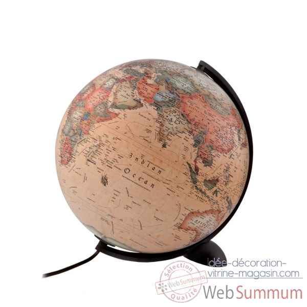 Globe lumineux diam.30cm Atmosphere -ELLIPSE A