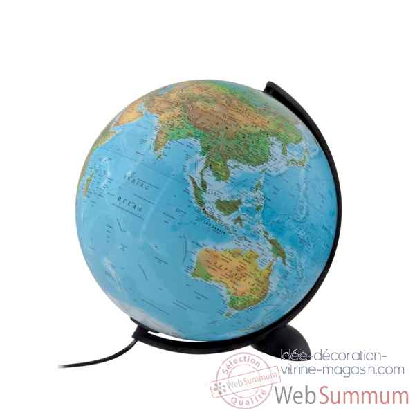 Globe lumineux diam.30cm Atmosphere -ELLIPSE B
