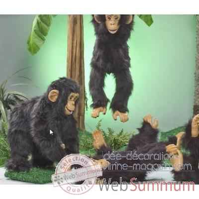 Automate - chimpanze debout Automate Decoration Noel 285