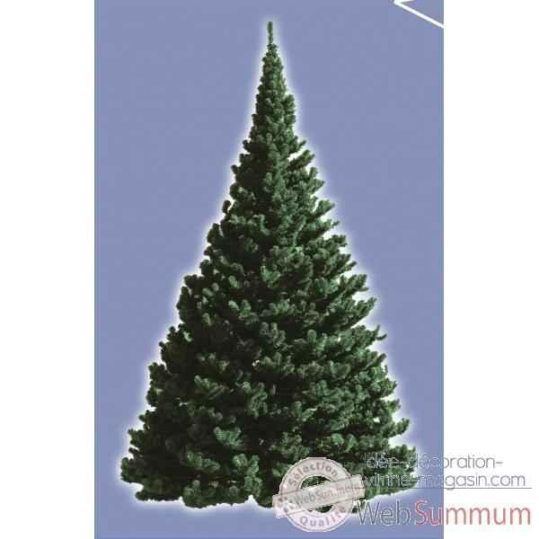 sapin de noel 2m Sapin de noël géant professionnel pin vert de 3m à 6m de Automate  sapin de noel 2m