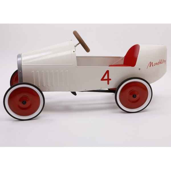 A Métal Baghera Bianchi Pédales En De Réglables Voitures 1928 H9ID2EeWYb