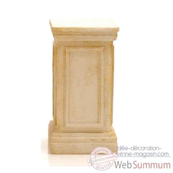 piedestal et colonne fer dans piedestale et colonne de terrasse sur id e d coration vitrine magasin. Black Bedroom Furniture Sets. Home Design Ideas