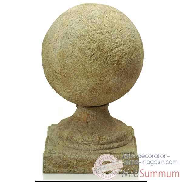 Fontaine-Modele Ball Final Fountainhead, surface gres-bs3178gry