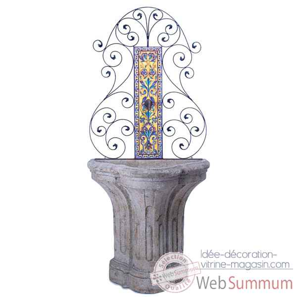 Fontaine-Modele Porto Fountain, surface gres-bs3195sa