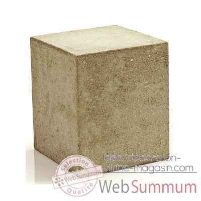 Colonne et Piedestal Display Pedestal Small, granite -bs1014gry