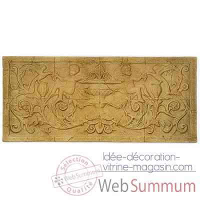 Décoration murale Cherub Wall Decor, granite -bs3086gry