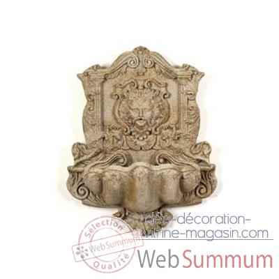 Fontaine Wind God Wall Fountain, gres -bs2197sa