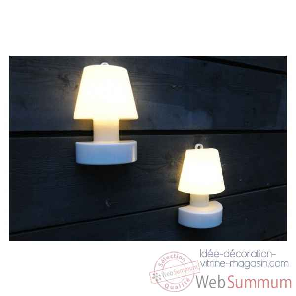 Bloom lampe murale bloom9 photos id e d coration for Idee decoration vitrine