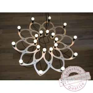 Bloom ornametrica chandelier (diametre 84) -BLOOM17