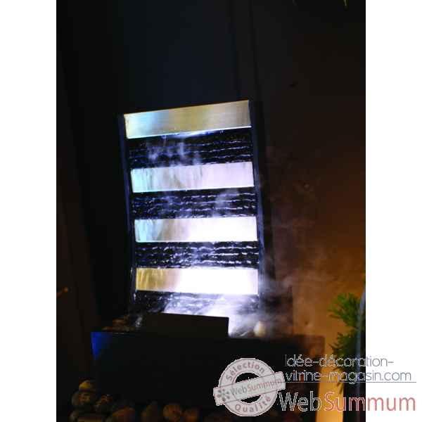 fontaine d 39 int rieur lumi re 3954 en option cactose dans mur d 39 eau et fontaine e. Black Bedroom Furniture Sets. Home Design Ideas