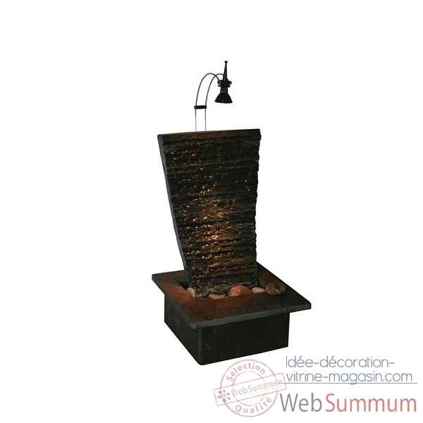 fontaine d'interieur (lumiere 3954 en option) Cactose -39310