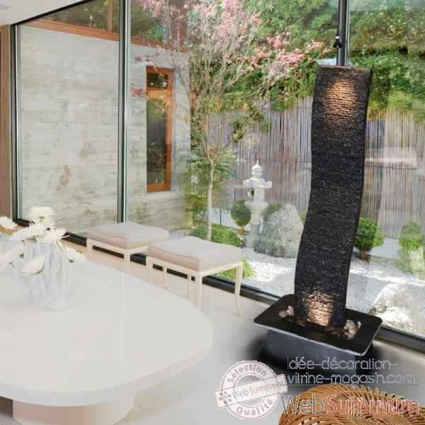 Fontaine a eau interieur pau design for Prix decorateur interieur
