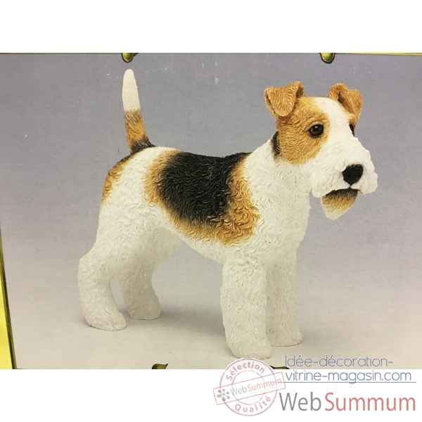 Chien Fox terrier LP14184