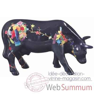 Cow parade -lima 2009, artiste wilfredo david chipana aroni - tribute to ayacucho-47385