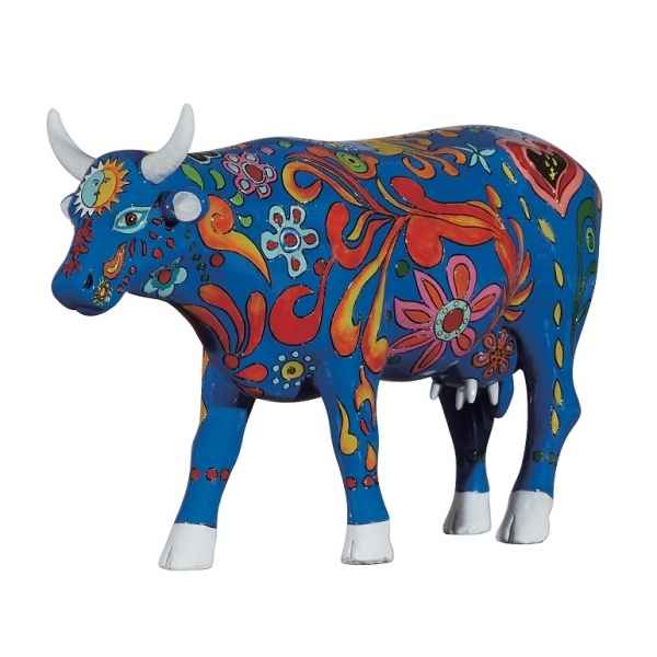 Figurine vache cowparade shaya's dream gm -46788