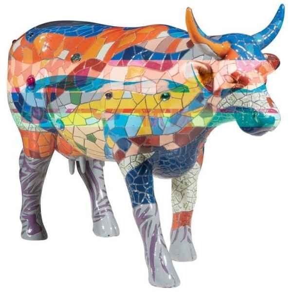 Vache barcelona cow large cows resine CowParade -46783