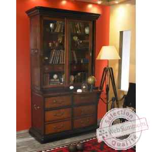 Cabinet de curiosites  Decoration Marine AMF MF088