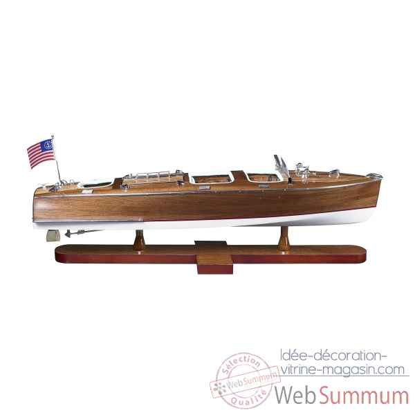 Chris craft decoration marine amf as183