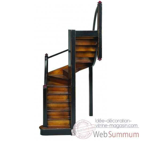 Achat de escaliers sur id e d coration vitrine magasin for Idee decoration vitrine