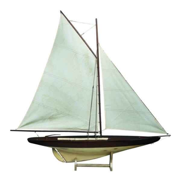 Maquette voilier 1901 Decoration Marine AMF -AS050