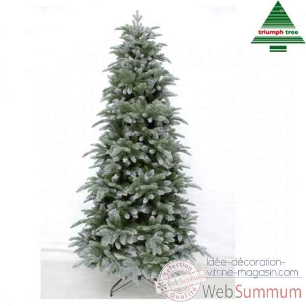 X-mas tree abies nordmann h185d102 green tips 1243 Edelman -388366