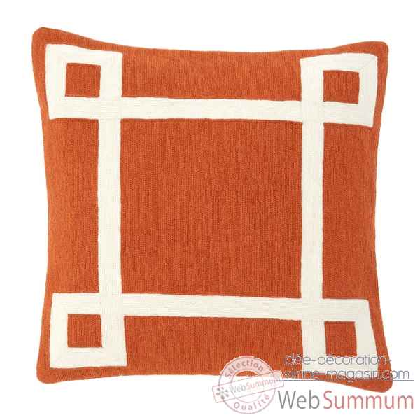 Coussin hartley orange Eichholtz -08253