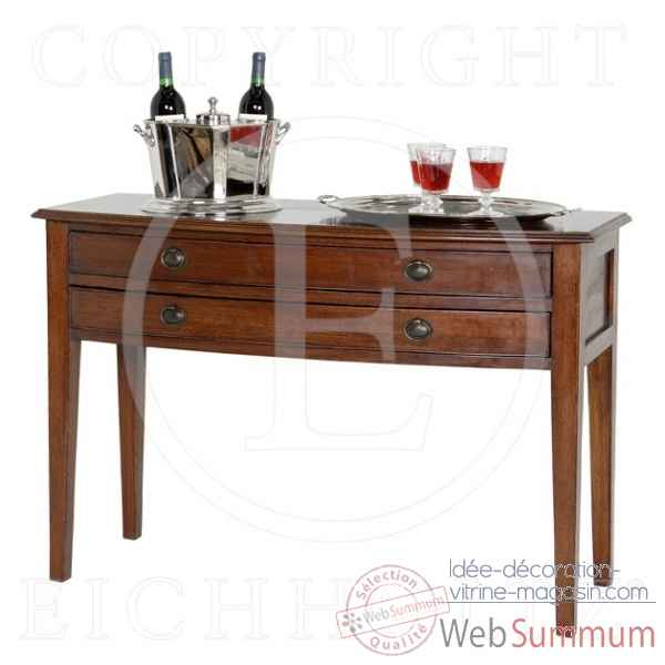 Eichholtz table decorum chene -tbl03317