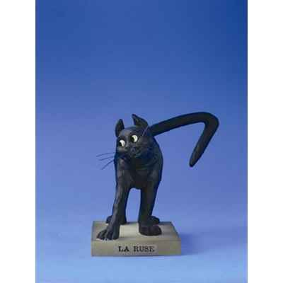 Figurine Chat - Le Chat Domestique - La Ruse - CD08