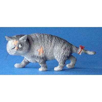 Figurine chat Dubout Gros matou -DUB29