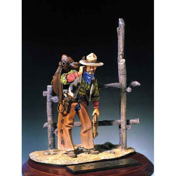 Figurine - Cow-boy - S4-F7