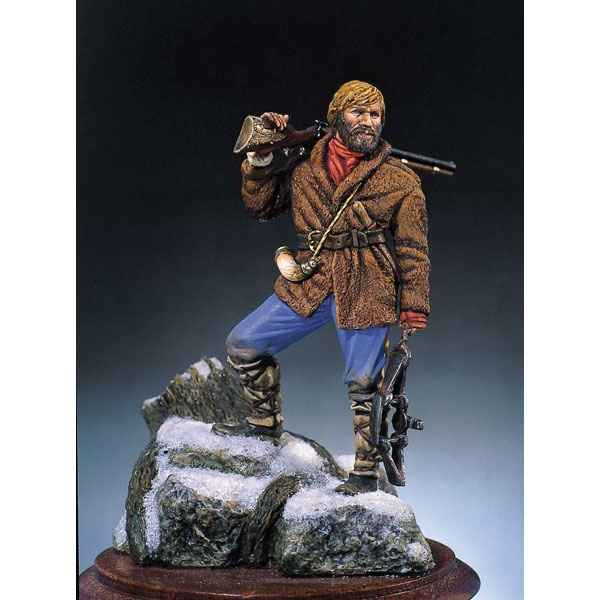 Figurine - Jeremiah Johnson - S4-F14