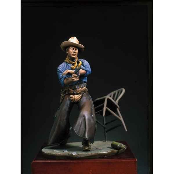Figurine - Kit a peindre Tom Doniphon  1880 - S4-F22