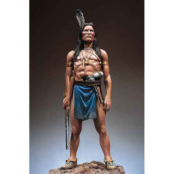 Figurine - Kit a peindre Crazy Horse - S4-F28