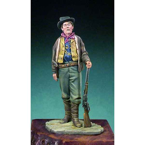 Figurine - Billy the Kid  1880 - S4-F32