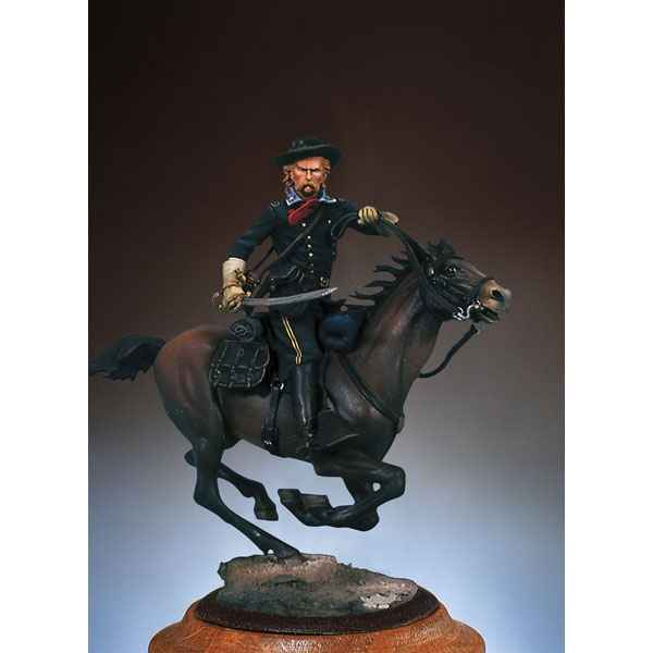 Figurine - Kit a peindre General George A. Custer en 1865 - S4-S10